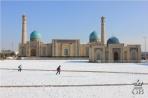 Фотографии Giuliano Bruni из поездки в Узбекистан