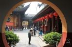 Шанхай. В Храме нефритового Будды
