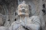 Пещера Лунмэнь. Защитник Будды