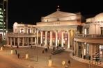 Монтевидео. Театр Солис, главная сцена страны.