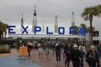 Космический центр Кеннеди на мысе Канаверал (FL)