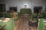 Филадельфия. В этом зале была принята Конституция США (РА) - By: admin