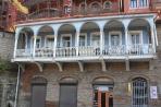Тбилиси. Типичный балкон.